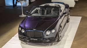 Gallery 2017 Bentley GT Speed 6