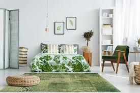 vintage läufer grün gemustert teppich bei möbelhaus düsseldorf