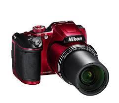 Amazon Nikon COOLPIX B500 Digital Camera Red Camera &