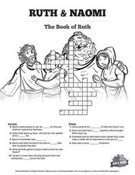 8 Images Found In Ruth And Naomi Childrens Bible Lesson A SharefaithKids Sunday School On Boaz As Told From The Book Of