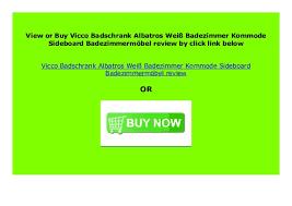 new vicco badschrank albatros wei badezimmer kommode
