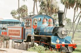 File Miniature train at Busch Gardens Tampa Florida 1972 1 of