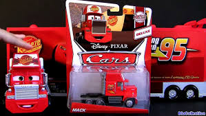 100 Cars 2 Mack Truck 5 S CARS Deluxe Edition Video Dailymotion