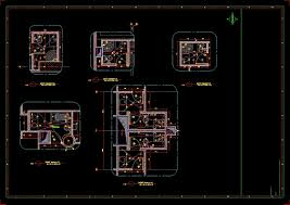 Bathroom Cad Blocks Plan by Bathroom Plumbing Project Dwg Full Project For Autocad U2022 Designscad