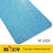 Anti Bacterial Homogeneous Vinyl Sheet Flooring Hospital Grade