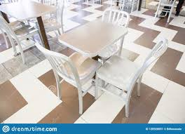 Set Of Modern Silver Wooden Table And Chairs Stock Image - Image Of ... China White Square Metal Wood Restaurant Table And Chair Set Sp Interior Design Chairs Painted Ding Modern Wooden Fniture 3d Model Sohocg Amazoncom Giantex 3 Pcs Bistro 2 Vintage Stock Photo Edit Now Alinum Outdoor Chair Stool Restaurant Bistro Fniture Cheap 35pc Sets Cafe Dporticus 5piece Industrial Style Shop Costway Kitchen Pub Home Verona 36 Inch