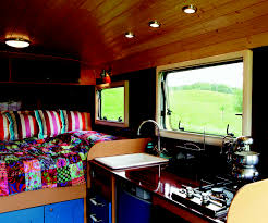 Camper Interior Decorating Ideas by Cool Interiors