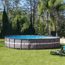 """Intex 26' X 52"""" Ultra Frame Above Ground Swimming Pool ... Fire Truck Filling In Sinkhole Youtube No Swimming Why Turning Your Truck Bed Into A Pool Is Terrible Water Matters Ask The Pool Guy Kimberton Company Chester County Pa Swimming Bulk Hauling Lehigh Valley Delivery Kurtz Service Llc Cservation Technology In Phoenix Press Release Mermaid Professional Fuzion 5010 Part 2 Transportation Of Drinkable Water City Emergency Leau Chaing Pump Motor Residential Pools South West Florida Fountain"""
