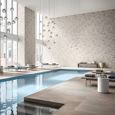 indoor tile wall porcelain stoneware patterned kerlite