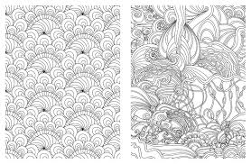 Posh Adult Coloring Book Soothing Designs For Fun And Relaxation English Antistress Art Books