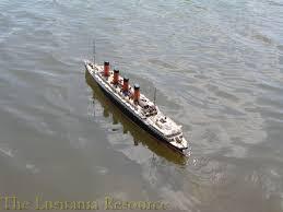 lusitania modeling the lusitania resource
