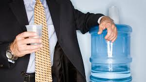 Water cooler talk Should our office ditch that big fat upside