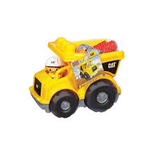 100 Caterpillar Dump Truck Toy Mega Bloks CAT Lil Products S Trucks Cats