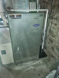 Sink Gurgles When Ac Is Turned On by Diy Furnace Repair Or How I Learned To Stop Shivering And Love