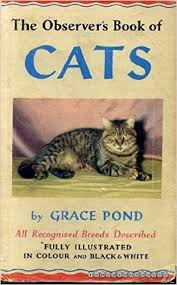 The Observers Book Of Cats Pocket Series Grace Pond Amazon Books