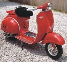 Modifications Scooter Vespa Kentus Classic