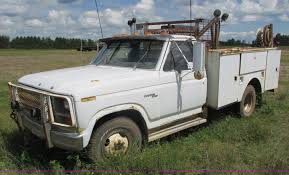 100 Ford Truck 1980 F350 Service Truck Item K4124 SOLD September