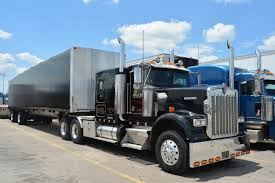 100 Shelton Trucking July 9 Iowa 80 Parked Trucks
