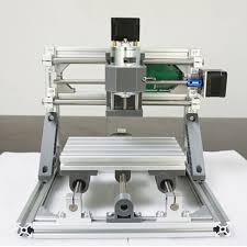 mini cnc 1610 cnc engraving machine pcb milling wood router for