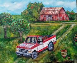 Amazon.com: Red Ford Apple Truck Acrylic Painting By Patricia Arnold ... The Indian Truck Art Tradition Inside Cnn Travel Line Pating Truck Editorial Stock Image Image Of Space 512649 Spectrum Best Custom Paint Shop In Lewisville Texas Laurens Art Club Beach At Daytona Brewing Frugally Diy A Car For 90 Steps To An Affordably Good Rusty Old Trucks Artwork Adventures Saatchi Tall It Wasnt Here Yesterday 2 By On Vehicles Contractor Talk Pjs Spray Pjs Custom Food Andre Beaulieu Studio