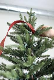 Real Looking Christmas Trees Best Types Lowes Canada At