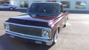 1968 Chevy Short Wide Pickup 22's Air Ride SHOW TRUCK - YouTube