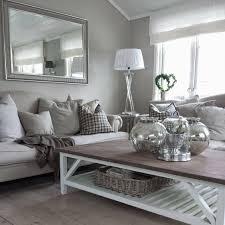 terratöne weiß und silber wohnzimmer grau silber