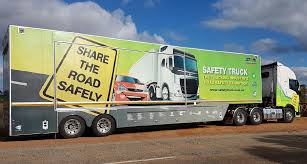 100 Stockmans Truck Stop On The Road With Volvo ATA Safety