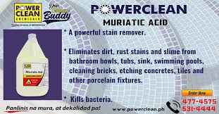 powerclean muriatic acid