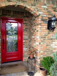 Glidden Porch And Floor Paint Walmart by Glidden Trim U0026 Door Paint In Cherry Red Super Easy To Use Super