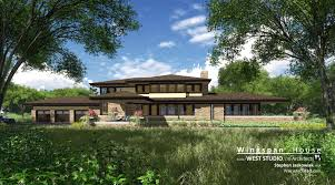 100 Architects Wings Residential Gallery Prairie Architect WEST STUDIO