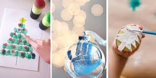bricolages de noël pour enfant 10 idées faciles