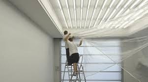comment faire un faux plafond en pvc facile poser vous pouvez