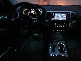 2017 Jeep Grand Cherokee Interior Lights