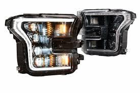 100 Lights For Trucks D F150 Headlights LED HID OEM For D