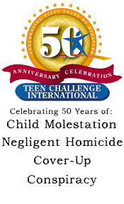 Teen Challenge Abuse In The Name Of God