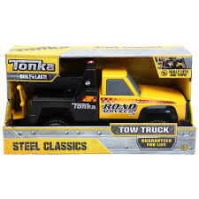 100 Buy A Tow Truck Tonka Steel Classic Online At Toy Universe