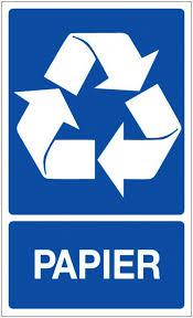 recyclage papier bureau casier de bureau metal 15 recyclage dechets papier panneaux de