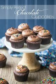Simply Perfect Chocolate Cupcakes The Chocolaty Est Cupcake Youll Ever Sink Your