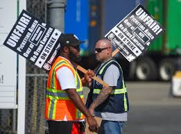 100 Nfi Trucking Jobs This Is Why Truck Drivers Warehouse Workers Are Striking At The