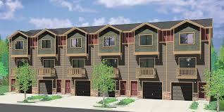 Photos And Inspiration Multi Unit Home Plans by Family House Plans Marland Multi Attractive Inspiration 38 On Home