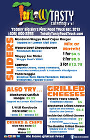 Menu | Totally Tasty Food Truck And Catering | Totally Tasty Food ... Bombay Food Truck Menu Bandra Kurla Complex Card Prices 154 Best Food Truck Ideas Someday Images On Pinterest Seor Sisig San Franciscos Filipinomexican Fusion Festival Brochure Stock Vector 415223686 Chew Jacksonville Restaurant Reviews 23 Template Flyer 56 Free Curiocity Feature Hot Indian Foods Portland 333tacomenu Best Trucks Bay Area Thursdays The Houston Design Center Cafe Road Kill Menumin Infornicle Cheese Wizards Grilled Geeky Hostess El Cubanito For East