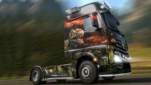 100 Euro Trucks Truck Simulator 2 Prehistoric Paint Jobs Pack On Steam