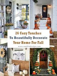 100 Www.home Decorate.com 26 Cozy Touches To Beautifully Decorate Your Home For Fall