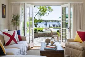 Edgartown Harbor View Waterfront House Patrick Ahearn Home Renovation