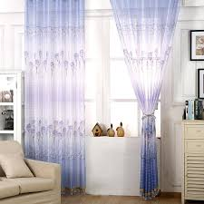 Sheer Voile Curtains Uk by Blue Sheer Curtains U2013 Teawing Co