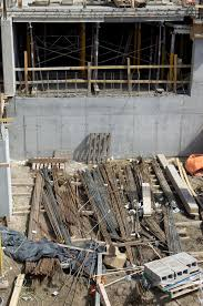 Construction Of Basement by Messy Construction Site Stock Image Image Of Basement 40125063