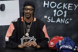 Snoop Dogg Teaches Hockey 101 During The NHL Playoffs