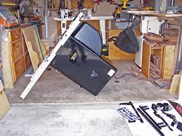 sawstop setup