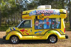 Children Slow Crossing Warning Blades For Ice Cream Trucks ...